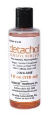 Adhesive Remover Detachol Liquid 4 oz.