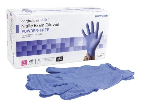 Nitrile Exam Gloves Extra Small (XS Various Brands)